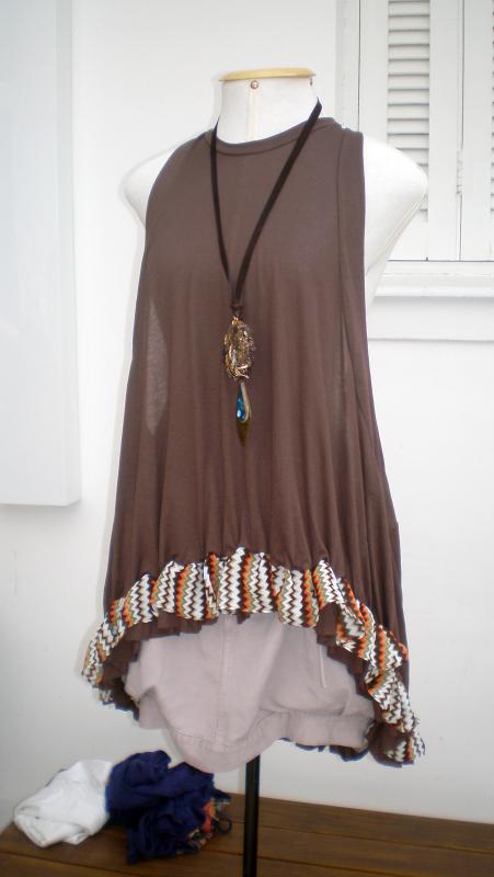 Bazar Sustentável - look 3