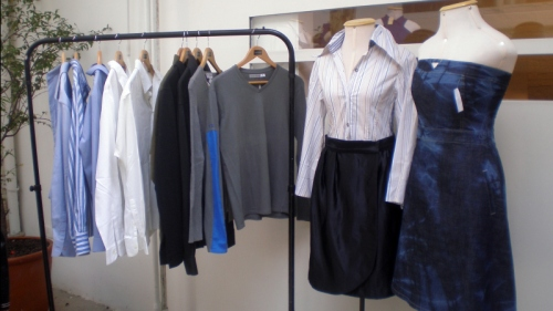 Bazar Sustentável - roupas